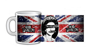Sex Pistols God Save the Queen Coffee Mug