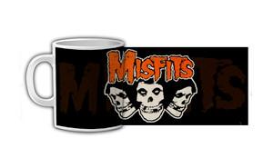 Misfits Crismon Ghoul Coffee Mug