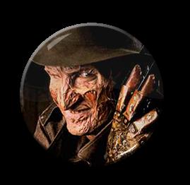 "Freddy Krueger - Glove 1.5"" Pin"
