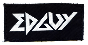 "Edguy Logo 7x4"" Printed Patch"