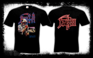 Death - Leprosy T-Shirt