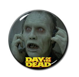 "Day of the Dead 1.5"" Pin"