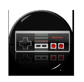 """Nintendo Controller 1.5"""" Pin"""