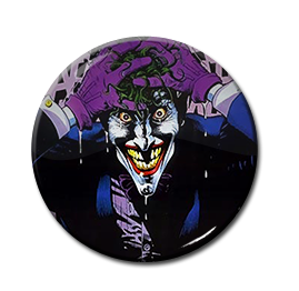 "The Joker 1.5"" Pin"