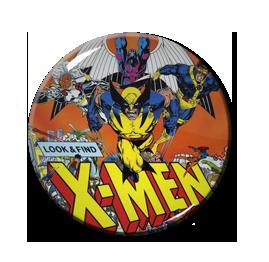 """X-Men 1.5"""" Pin"""