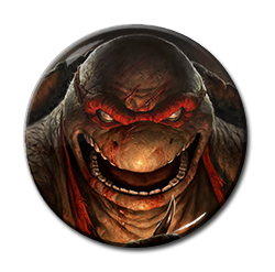 "TMNT - Raphael 1.5"" Pin"