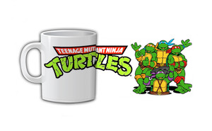 Teenage Mutant Ninja Turtles Coffee Mug