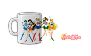 Sailor Moon Coffee Mug