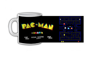 Pac Man Coffee Mug