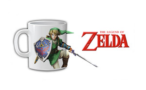 The Legend of Zelda Coffee Mug