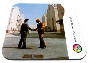 "Pink Floyd - Wish You Were Here 9x7"" Mousepad"