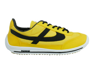 Panam - Yellow & Black Unisex Sneaker