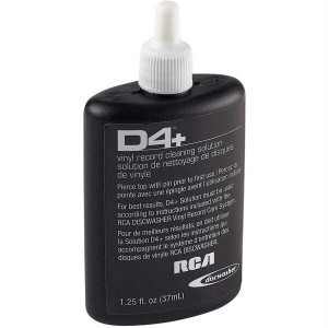 RCA D4+ Vinyl record care refill