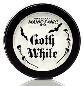 Manic Panic Goth White® Cream/Powder Foundation