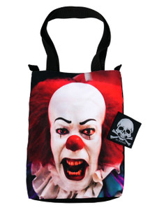 Go Rocker - Pennywise The Dancing Clown's Face Shoulder Bag