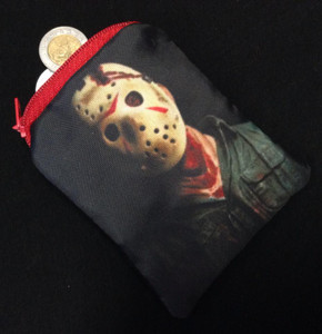 Jason Voorhees Coin Purse