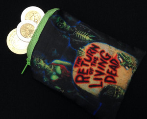 Go Rocker - Return of the Living Dead Coin Purse