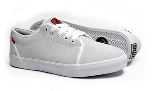 Casta Propaganda - Gorbachov White Unisex Sneaker *CLEARANCE*