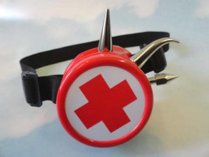 Goggles - Red Cross Mono Goggle