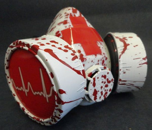 Respirator - Bloody Heartrate