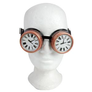 Goggles - Antique Clock Face