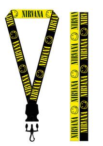 Nirvana Logo Lanyard