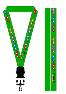 TMNT Teenage Mutant Ninja Turtles Lanyard