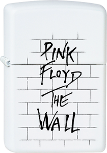 Pink Floyd - The Wall White Lighter
