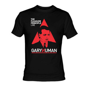 Gary Numan The Pleasure Principle Live T-Shirt