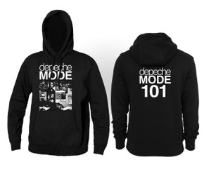 Depeche Mode 101 Hooded Sweatshirt