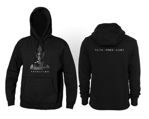 VNV Nation Faith, Power, Glory Hooded Sweatshirt