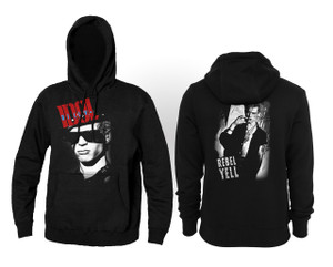 Billy Idol Hooded Sweatshirt
