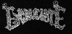 "Excruciate Logo 6x3"" Printed Patch"