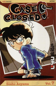 Case Closed Vol. 7 Manga Book