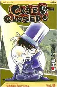 Case Closed Vol. 8 Manga Book