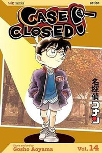 Case Closed Vol. 14 Manga Book