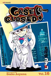 Case Closed Vol. 16 Manga Book