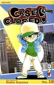 Case Closed Vol. 19 Manga Book