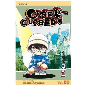 Case Closed Vol. 20 Manga Book