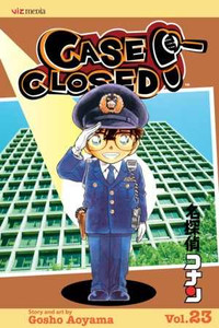 Case Closed Vol. 23 Manga Book