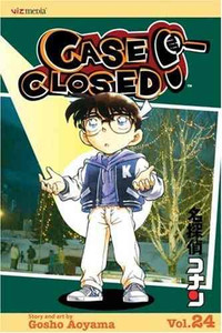 Case Closed Vol. 24 Manga Book