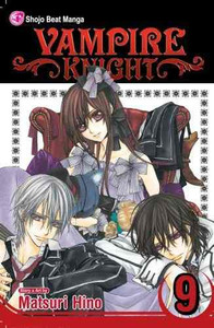 Vampire Knight Vol. 9 Manga Book