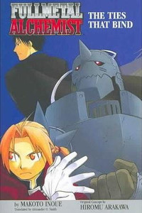 Fullmetal Alchemist The Ties That Bind Vol. 5 Manga Book