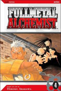 Fullmetal Alchemist Vol. 4 Manga Book