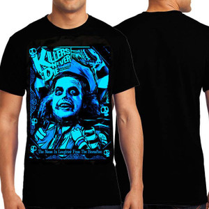 Killers Never Die Bio-Exorcist Beetlejuice T-Shirt