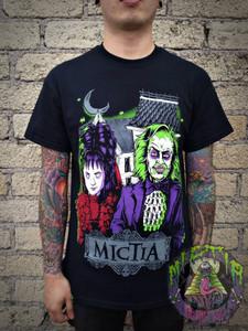 Mictia - American Beetlejuice T-Shirt