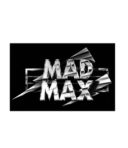 "Mad Max 5x3"" Printed Patch"