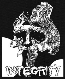 """Integrity 5X6"""" Printed Patch"""