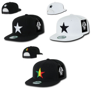 Decky - Star Snapback by Whang
