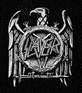 "Slayer Imperial Eagle 4x5"" Printed Patch"
